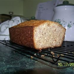 Almond Flour - Banana Bread