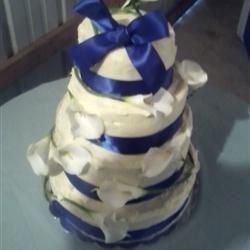 White Velvet Cake II