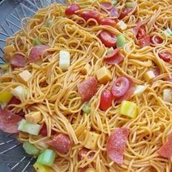 Spaghetti Salad IV