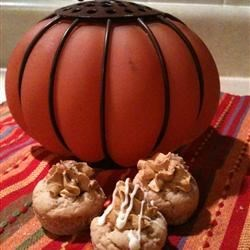 Dianne's Pumpkin Cookie Cups