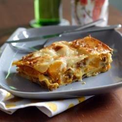 Roasted Pumpkin and Sage Lasagna