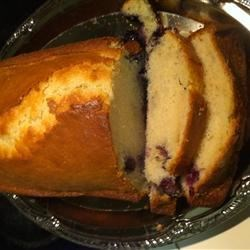 Blueberry Loaf Recipe - This simple loaf is loaded with blueberries and is perfect for breakfast or a quick snack.