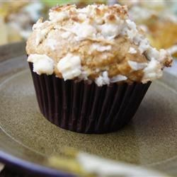 Caribbean Banana Muffins Recipe - With some of the native ingredients of the islands, you'll be hearing the steel drums in no time!