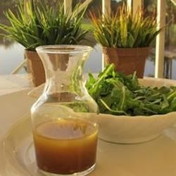 Our Favorite Balsamic Vinaigrette Recipe - This is a simple, sweet, and savory balsamic vinaigrette you can prepare in a matter of minutes.