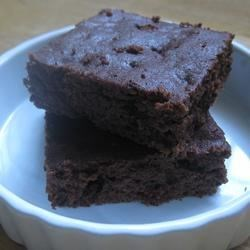 Healthier Best Brownies Recipe - Rich and fudgy, these brownies are a healthier version of the original: we've replaced some of the butter with applesauce, reduced the sugar, and used whole wheat flour.