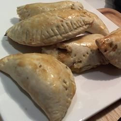 Sage, Cheddar & Apple Hand Pies