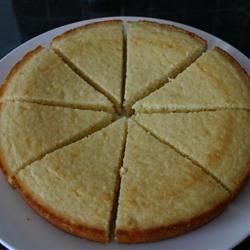 Plain Egg Less Cake Recipe - As the name suggests, this cake is made without eggs.