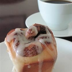 Cinnamon Rolls I Recipe - Nothing beats hot cinnamon rolls fresh out of the oven first thing in the morning.