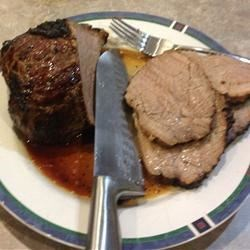 Easy, Mouthwatering Roast Beef