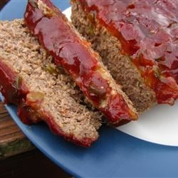 Dill Pickle Meatloaf Recipe - Dill pickles are the secret ingredient in this deliciously different meatloaf.