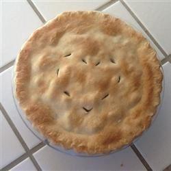 Heidi's Leftover Turkey Pot Pie