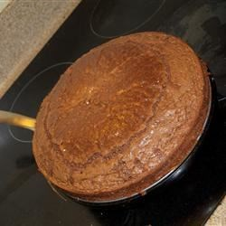 Old Fashioned Fudge Cake Recipe - A dense, moist chocolate cake made from scratch.