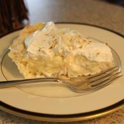 Old Fashioned Coconut Cream Pie - revised