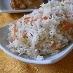 Carroty Rice