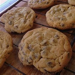 BEST chewy chocolate chip cookie ever!