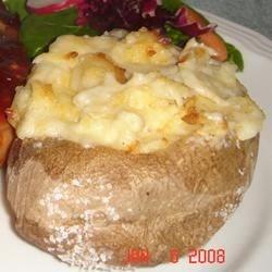 Twiced Baked Potato