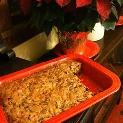 English Christmas Cake Recipe - This English Christmas cake is lovely in texture and taste. It just has one difference -- no chopped mixed peel.