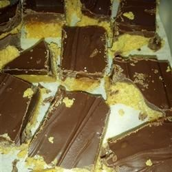 Peanut Butter Bars! Yummy