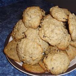 5 Grain cereal cookies