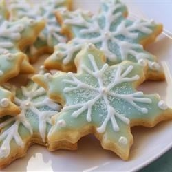 Sugar Cookie Icing Recipe and Video - Sugar cookie icing is a quick and easy recipe using ingredients you most likely already have on hand.