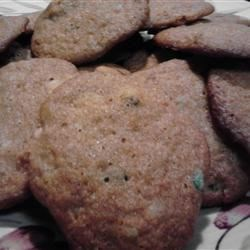 Better Than Fruitcake Cookies Recipe - This recipe makes over 12 dozen small cookies... a great substitution for holiday fruitcake . You can substitute rum-soaked dried apricots and dates instead of glacee'd cherries and figs for an equally tasty cookie.