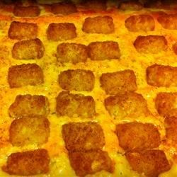 Amy's Tater Tot Casserole