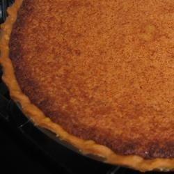 Old-Time Buttermilk Pie