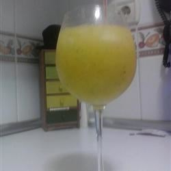 Homemade Mango Mojito