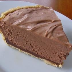 Easy, No-Bake Nutella(R) Pie Recipe - A prepared pie crust gives you a shortcut to a delicious pie filled with a mixture of cream cheese and chocolate-hazelnut spread.