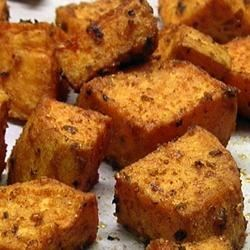 Spicy Sweet Potatoes - Personal Recipe by Don