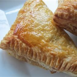 Apple Turnovers Recipe and Video - Delicious, yet so easy to make. Anyone can do these classic apple turnovers!