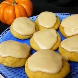 Pumpkin Cookies V