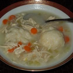 Chef John's Chicken and Dumplings