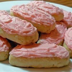 Pink Lady Cookies