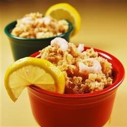 Easy Awesome Shrimp Scampi