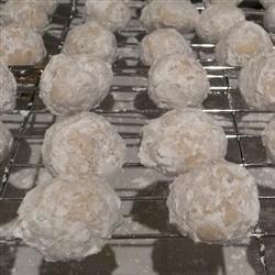 Ange Miller's Snowball cookies