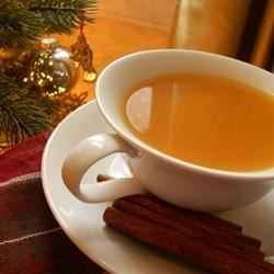 Old Virginia Wassail Cider Recipe - A quick and delicious hot cider drink - Great for cold weather entertaining.  Always a big hit with young and old! Cloves can be placed into cheesecloth or teabag infuser for easy removal if desired. A cinnamon stick in each cup makes a nice garnish.