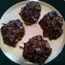 No-Bake Haystacks Recipe - This no-bake recipe features oats, coconut, peanuts, and raisins.