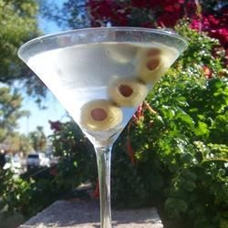 Martini Cocktail Recipe - Forget what James Bond said, a martini should always be stirred, never shaken. Traditionally made with gin and a full ounce of dry vermouth, this classic cocktail is a must-try.