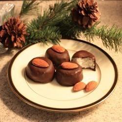 Joy's Almond Truffles