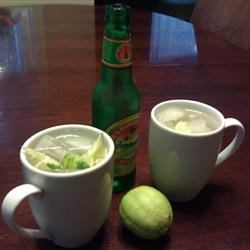 Moscow Mule Cocktail Recipe - The slightly spicy ginger flavor makes this a great winter warming cocktail, while the lime makes the Moscow Mule just as sublime in summertime.