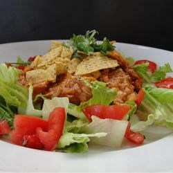 Chicken Tortilla Crunch