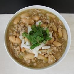 Popa's Simple White Chili