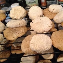 Dead Bones (L'Ossa Morte) Recipe - This simple, clove-spiced Sicilian cookie rises overnight and is baked the following day.