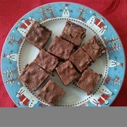 Meltaway Brownies Recipe - Moist and chewy brownies ... one of the best recipes ever!