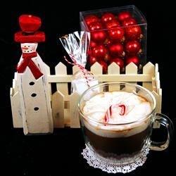 Gelatinized Hot Chocolate
