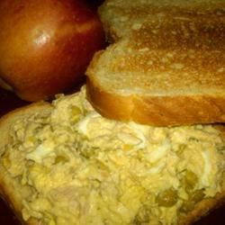 Special Tuna & Egg Salad