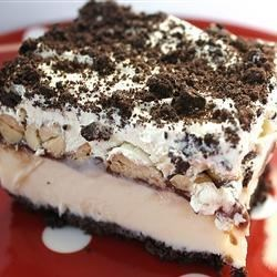 Five Layer Ice Cream Bars