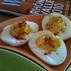 Classic Savory Deviled Eggs Photos - Allrecipes.com