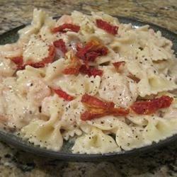 Chicken & Shrimp Pasta